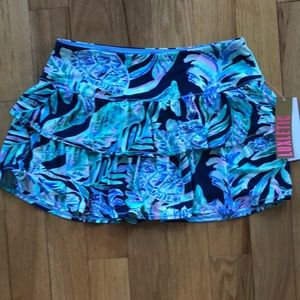 Lilly Pulitzer Luxletic Althea Skort